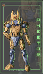 Beast Wars: Chibi Cheetor