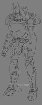 Beast Wars: S1 Cheetor Lines