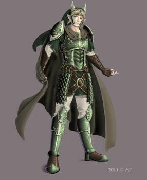 Zelda: Link Custom Armor
