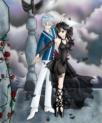 P. Tutu- The Raven Desires... by animetayl