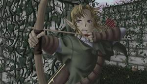 Zelda: The White Labyrinth by animetayl