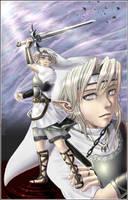 Zelda: Lo-wah's Shining Link by animetayl