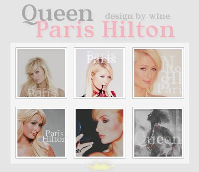 Paris Hilton Iconx6 by xianmin