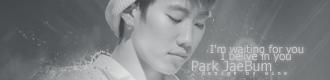 Park JaeBum Banner by xianmin