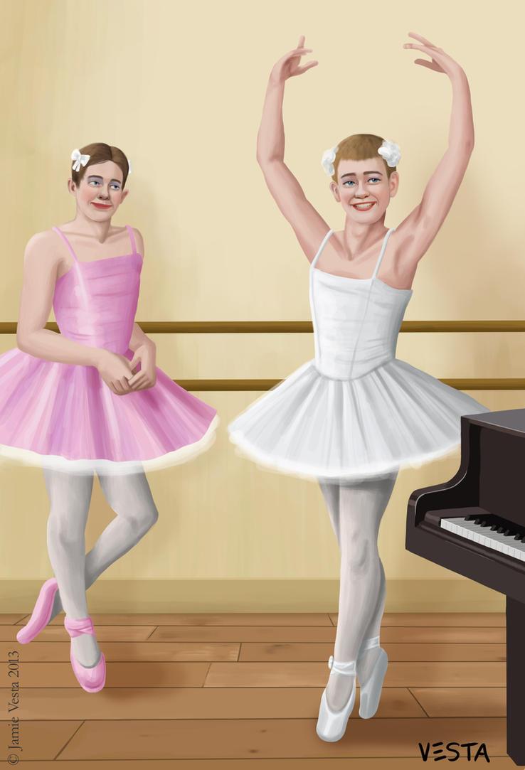 Sissy Ballet Boys In Dresses | newhairstylesformen2014.com