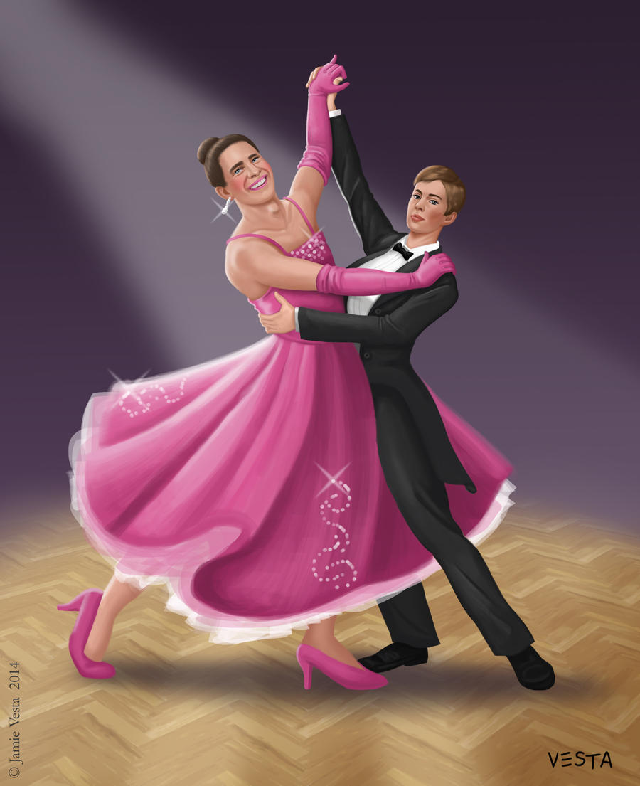 The Dance by Eves-Rib on DeviantArt
