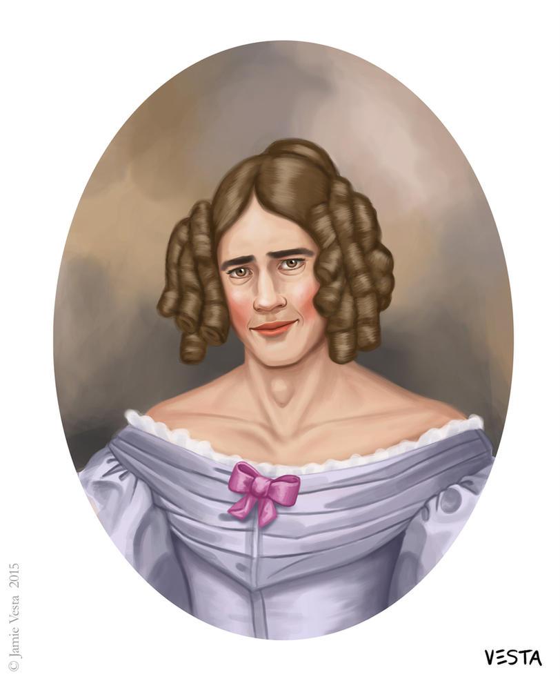Portrait Of John Hopkins by Eves-Rib on DeviantArt