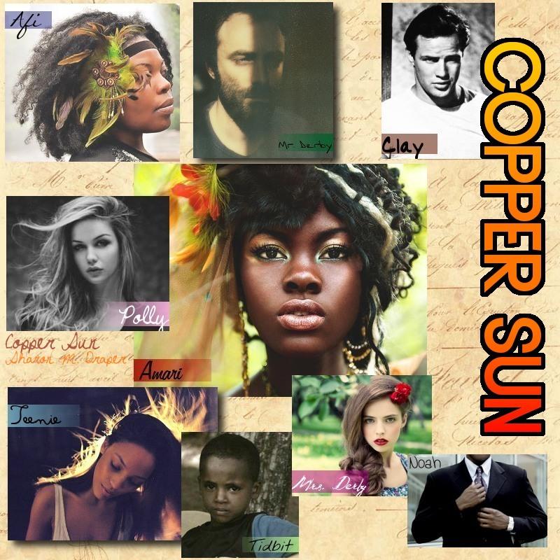 A Short Essay on Amari in Copper Sun by Sharon Draper