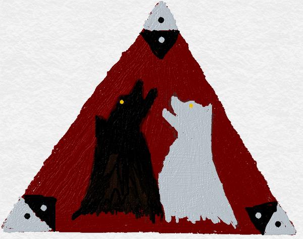 Pack Symbol by AlchemyIsMyMuse