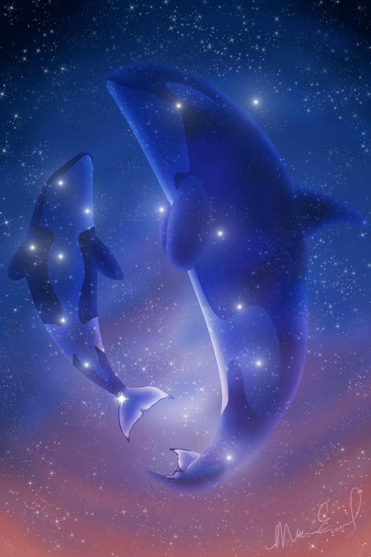 Among the Stars by Itsgoose2u