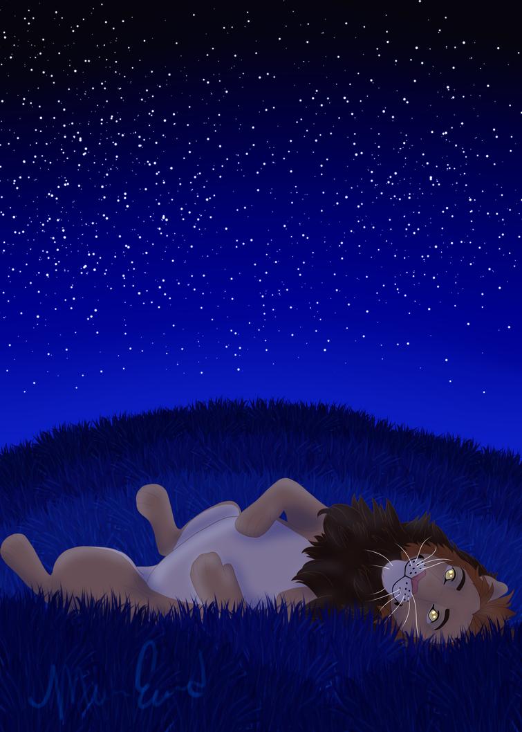 Stargazing by Itsgoose2u