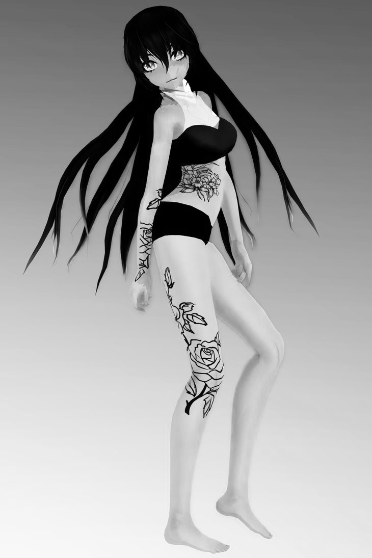 Mmd Model Tatto Related Keywords & Suggestions - Mmd Model