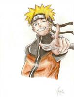 NEW Naruto Uzumaki drawing by XxAngiexXRPI