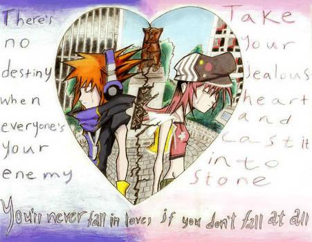 Neku and Shiki: Broken Hearts