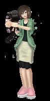 Shiki Misaki Real (KH DDD)