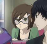 Real Shiki: Persona 5 Style
