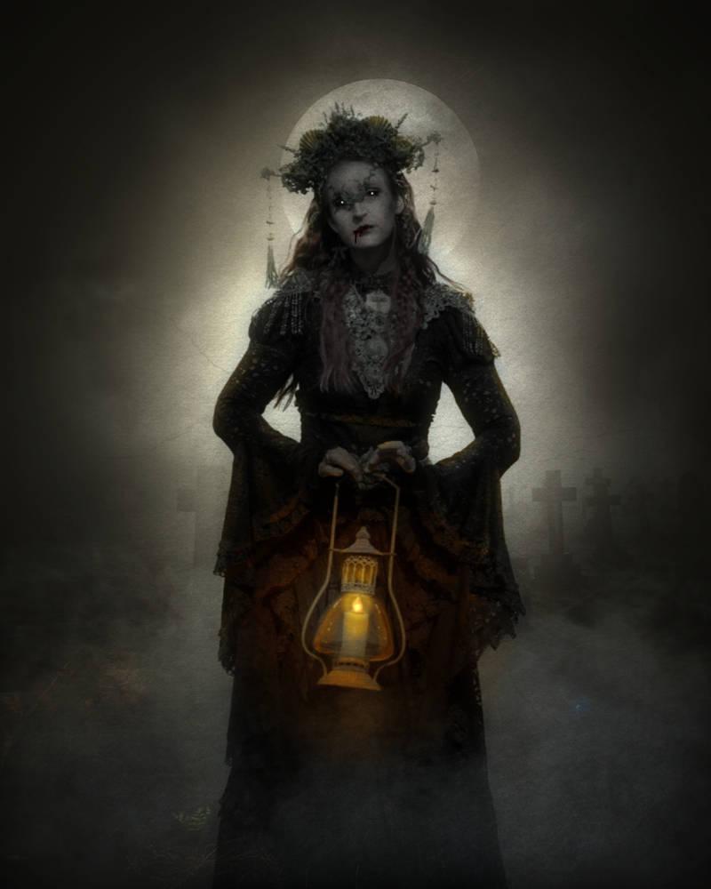 Madam vampire