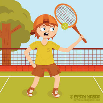 Tenis by ceku
