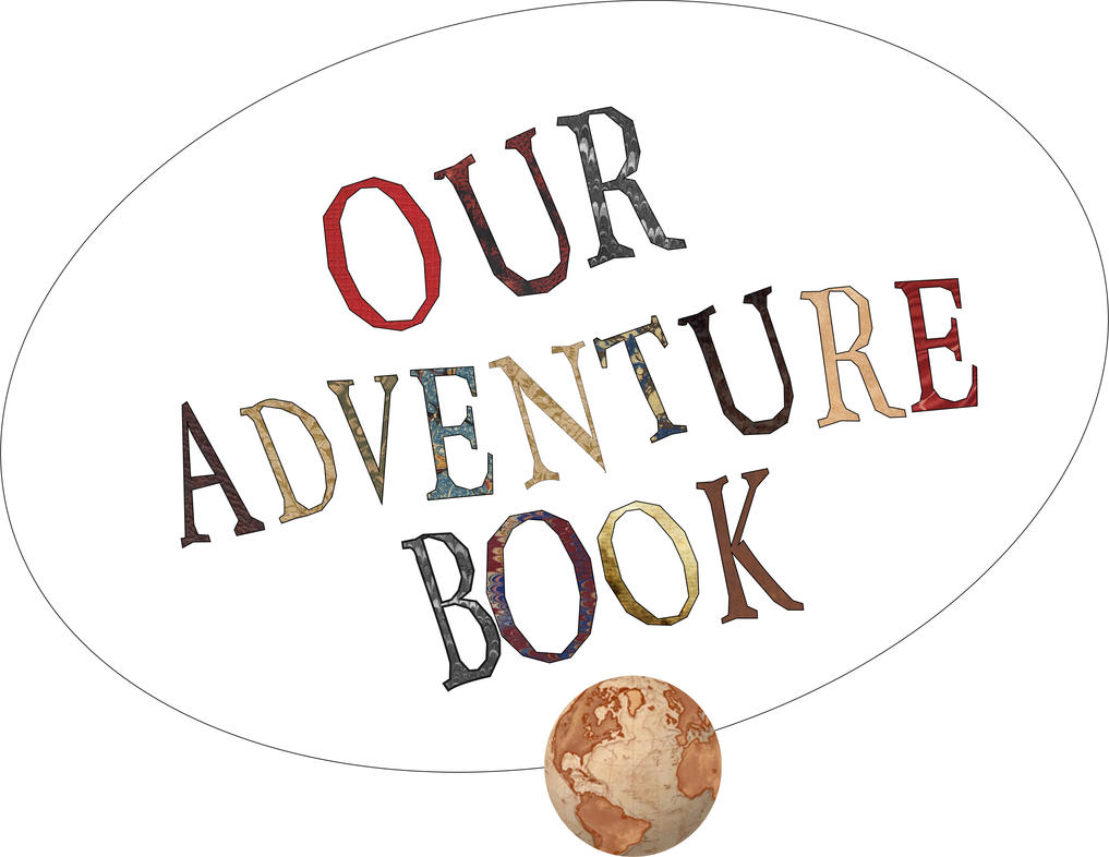Our Adventure Book By Rak254 On DeviantArt