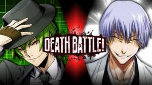 Hazama vs Gin Ichimaru