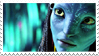 Stamp: Neytiri 2 by DemonDragonSaer