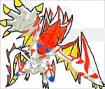 Geri Akamishi: Xam'd form by SonicAsura