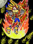 Super SonicAsura by SonicAsura