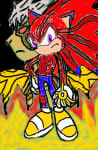Teaming up with the demigod of wrath by SonicAsura