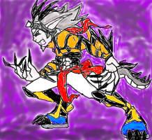 Dark Jak 2 by SonicAsura