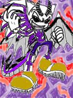 Dark SonicAsura by SonicAsura