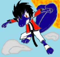 Yasumaru the Wind by SonicAsura