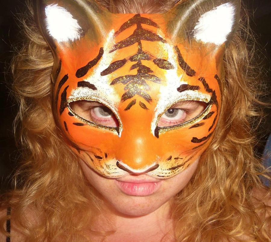 Tiger Mask by TanisaurusRex