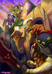 Link- the legend of zelda
