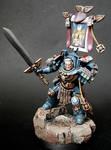 Ultramarine Captain