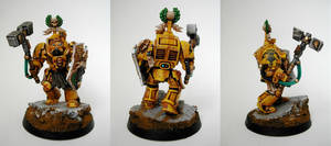 Imperial Fists, Lysander's body guard 3