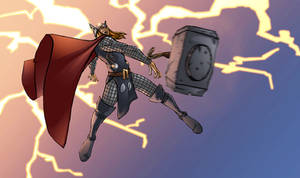 Thor by jofsuarez