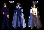 SSMU Male Outfits