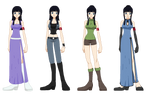 Kohane Outfits