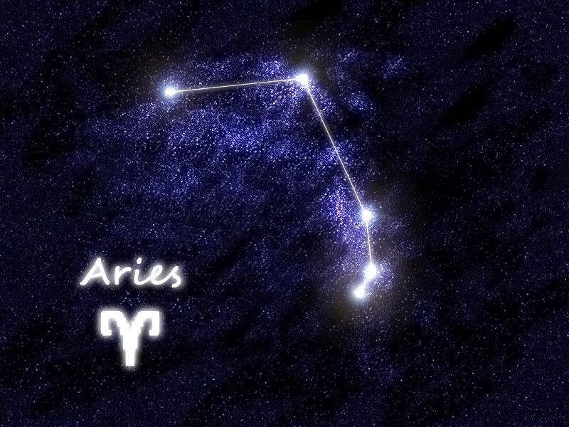 Aries Constellation Stars Star By