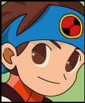 Megaman - Lan vector