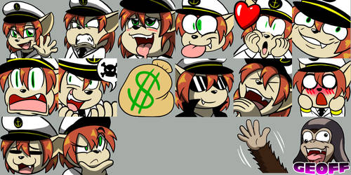 Twitch Icons by SorcererLance