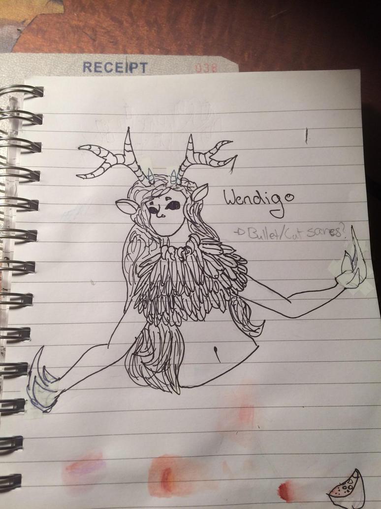 Wedigo ref by Calocaust