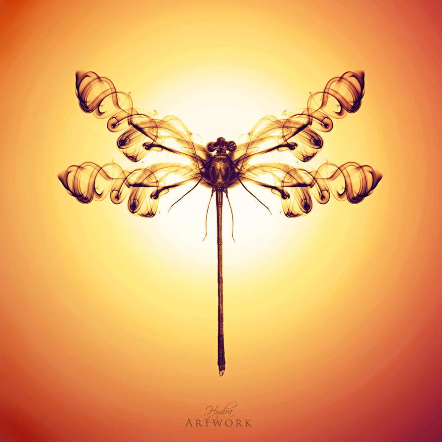 Libellule II by HYDRA-Artwork