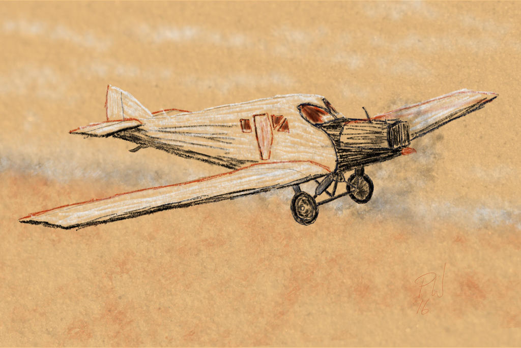 Junkers F 13 by PBWagner