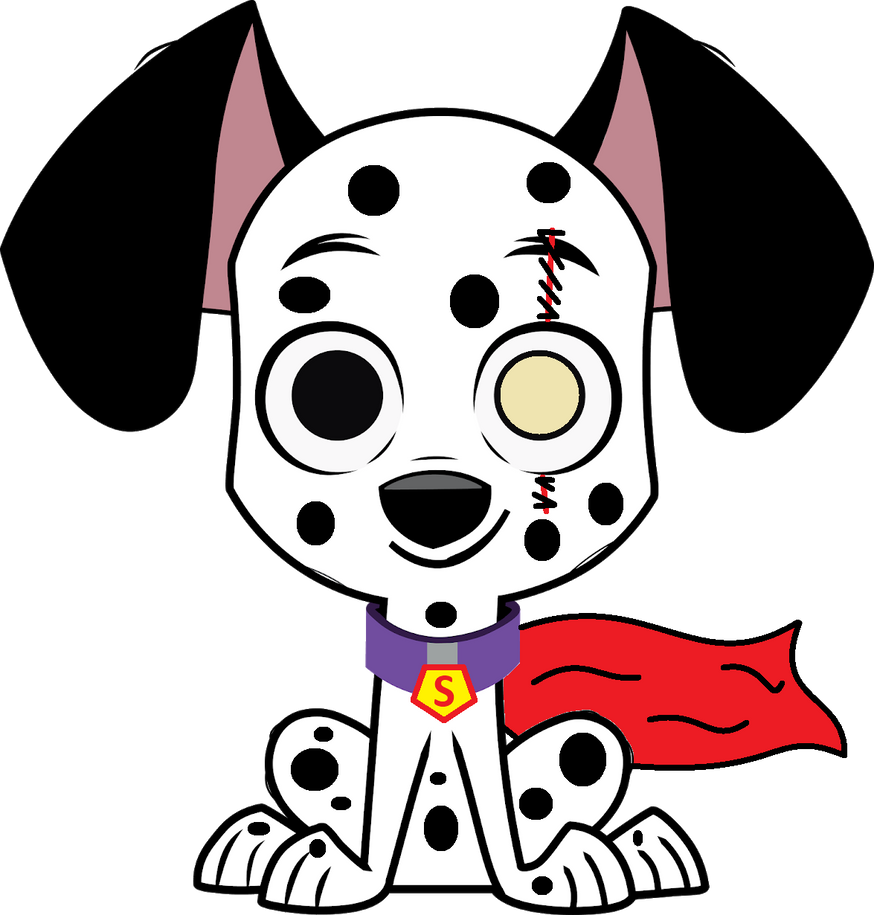 The Deluxe Dalmatian