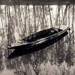Reflection of sorrow