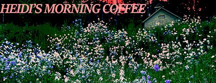 Heidi's Morning Coffee by LocationCreator