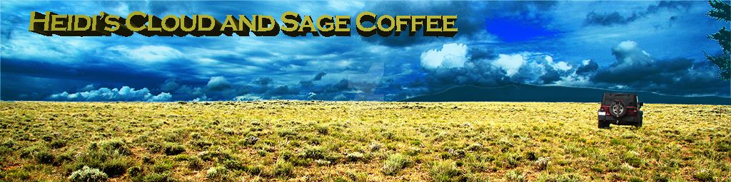 Cloud and Sage Coffee by LocationCreator