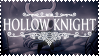 Hollow knight stamp by KO3LNHA
