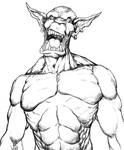 Monster Monday Volume 2 Sketch No. 19